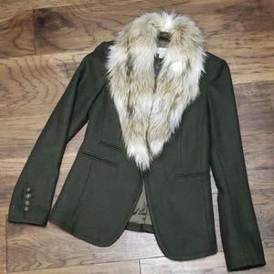 LOFT Wool Blazer